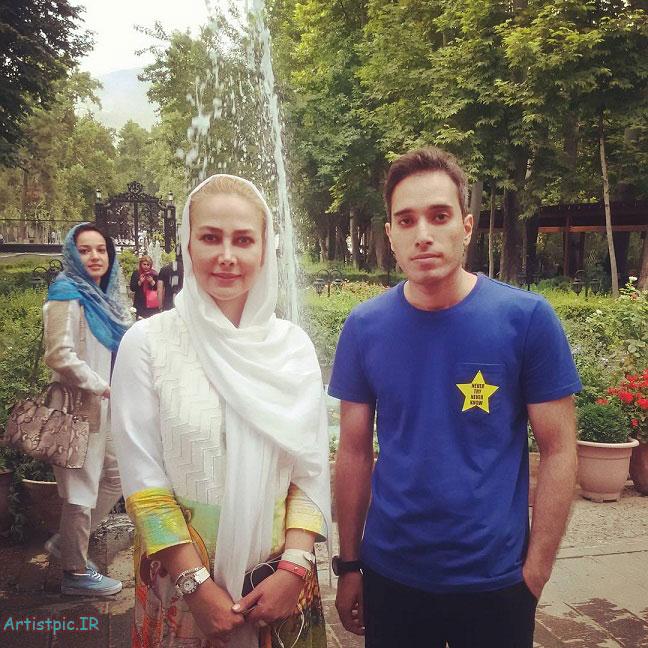 عکس های زیبای آنا نعمتی در اکران تابستانی فیلم انارهای نارس