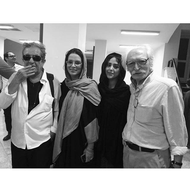 عکس های جدید و زیبای هنگامه حمیدزاده