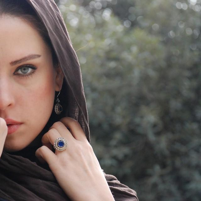 عکس های شخصی و خوشگل لادن سلیمانی