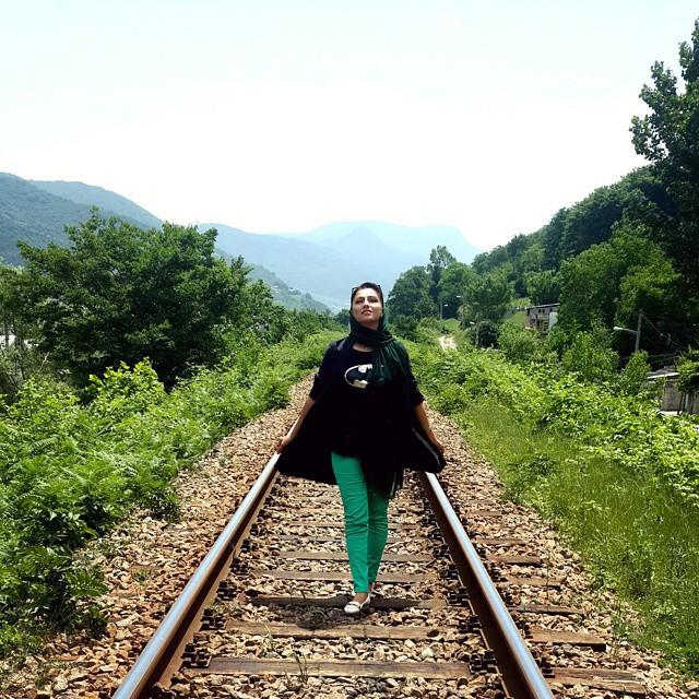 عکس های جدید محیا دهقانی