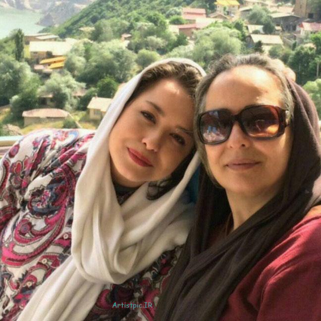 عکس های جدید و زیبای مهراوه شریفی نیا