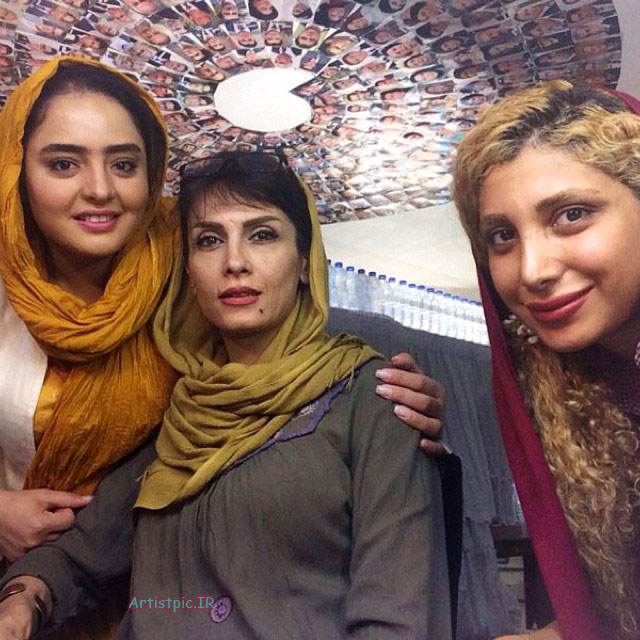 عکس های شخصی و دیدنی نرگس محمدی