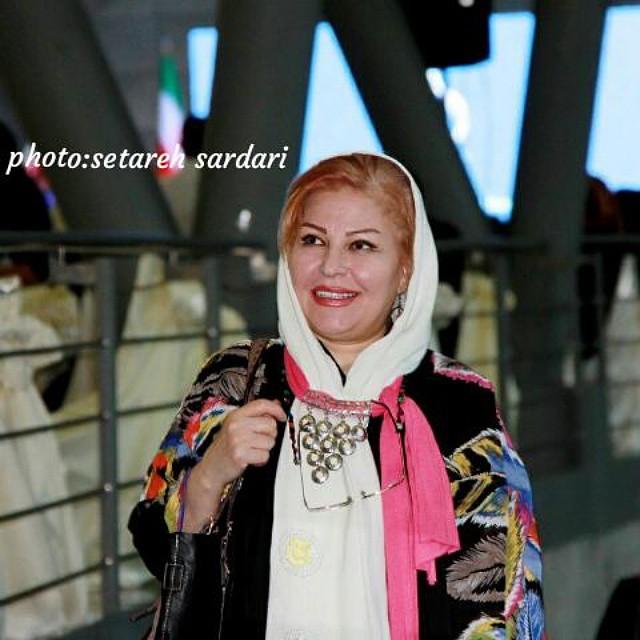 عکس جدید اکرم محمدی