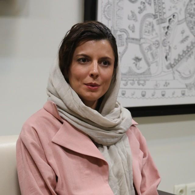 عکسهای جدید لیلا حاتمی در تیر 94