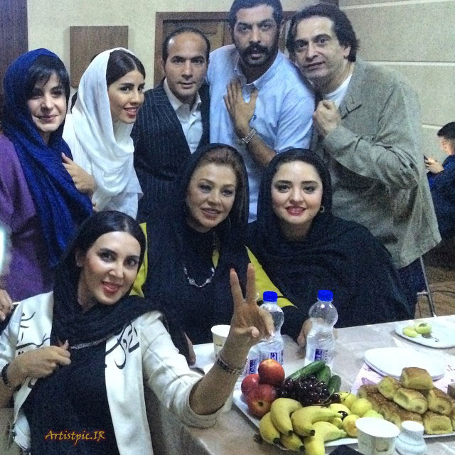 عکس های جدید و زیبای نرگس محمدی