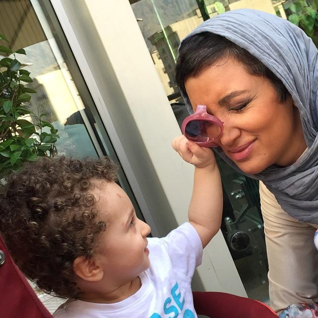جدیدترین عکس های زیبای روناک یونسی