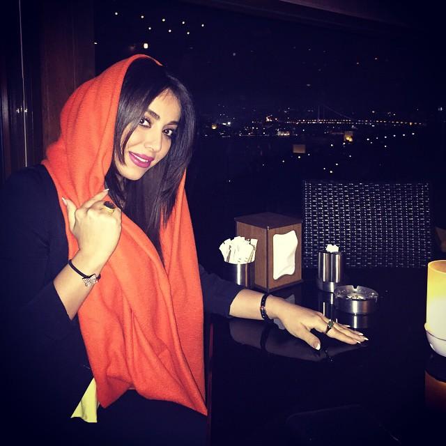 عکس های جدید و زیبای سپیده مرادپور