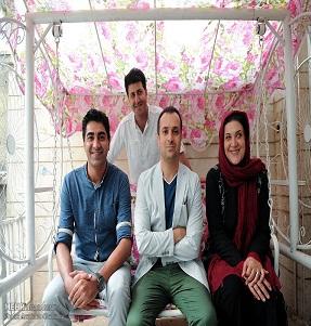 عکس های بازیگران در نشست رسانه سریال پایتخت 4