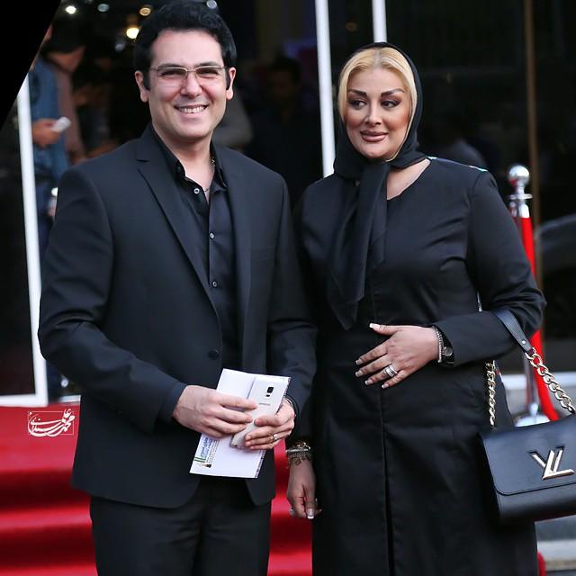 عکس جدید کوروش تهامی و همسرش