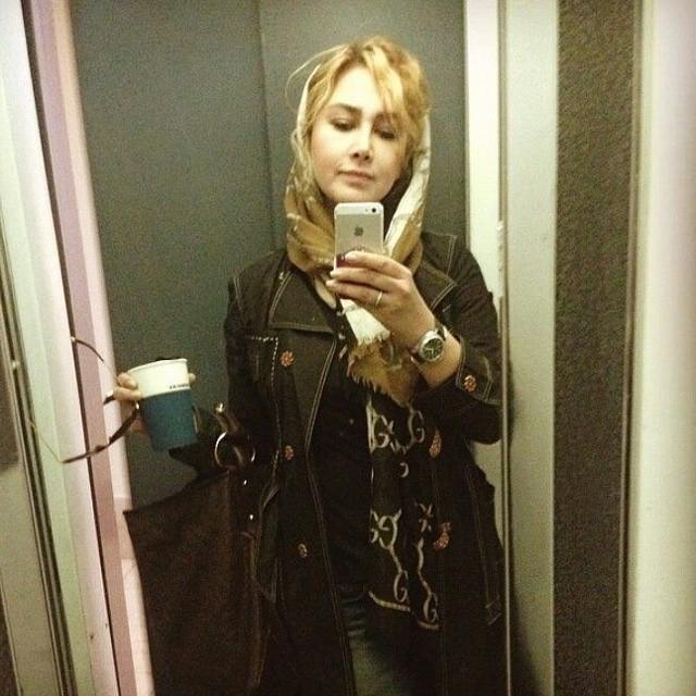 عکس های بسیار زیبا و شخصی آنا نعمتی