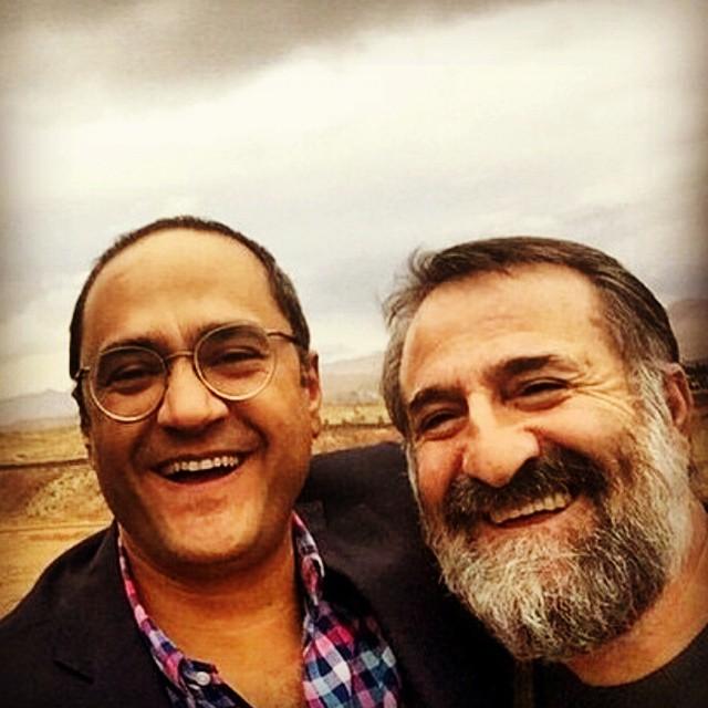 عکس های رامبد جوان و مهران رجبی