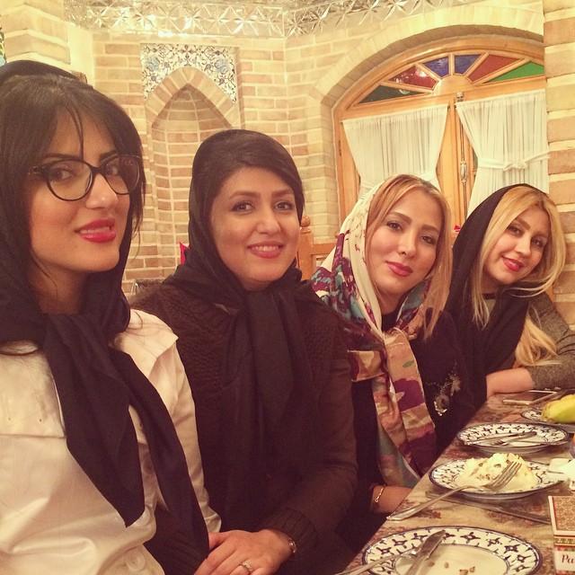 عکس های شخصی هلیا امامی