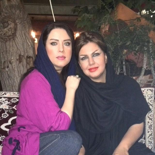 عکس های جدید و زیبای لادن سلیمانی