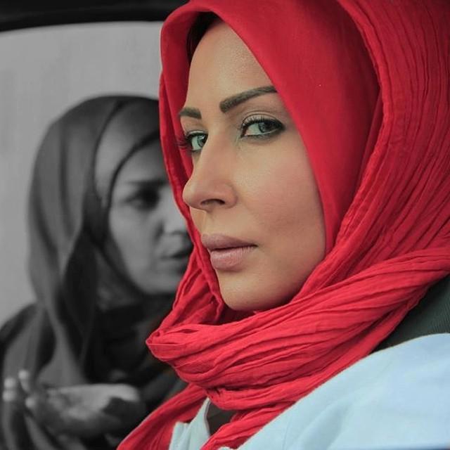 عکس های شخصی و زیبا از پرستو صالحی