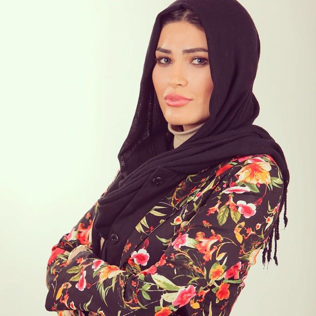 عکس های آتلیه ای و زیبای شیوا طاهری
