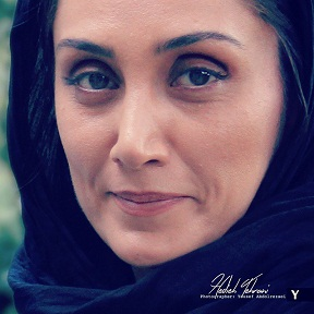 عکس جدید هدیه تهرانی