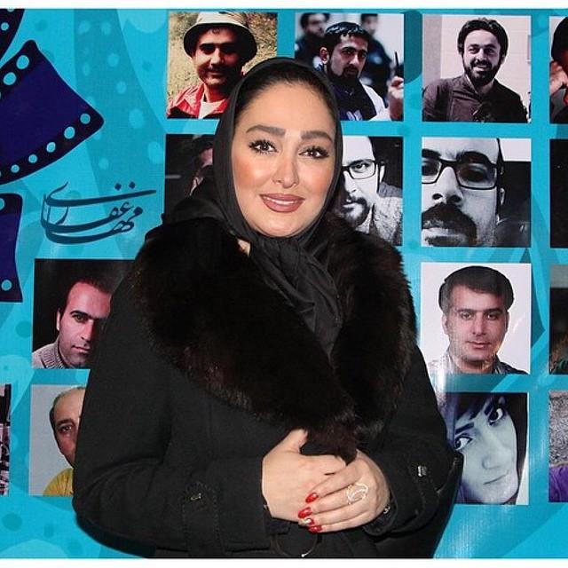 عکس های جدید و دیدنی الهام حمیدی در افتتاحیه فیلم دوربین