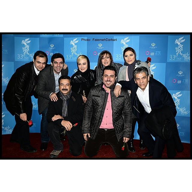 عکس های افتتاحیه جشنواره فیلم فجر 33