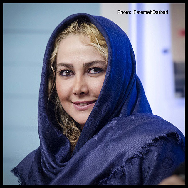 عکس های جدید آنا نعمتی در بهمن ماه 93