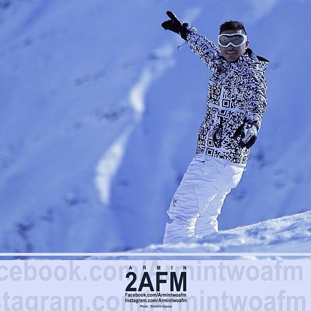 عکس های جدید و زمستانی آرمین 2afm