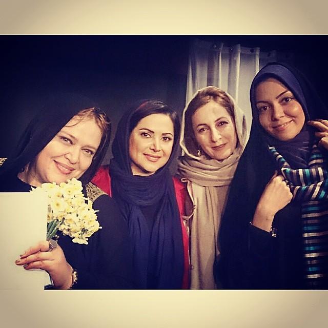 عکس های جدید بهاره رهنما و کمند امیرسلیمانی