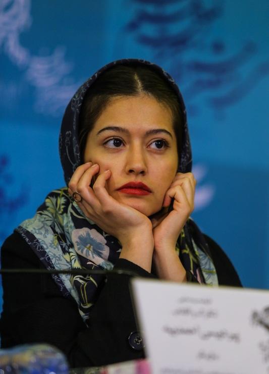 عکس های پردیس احمدیه در جشنواره فیلم فجر 33