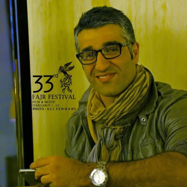 عکس های بازیگران در حاشیه جشنواره فیلم فجر 33