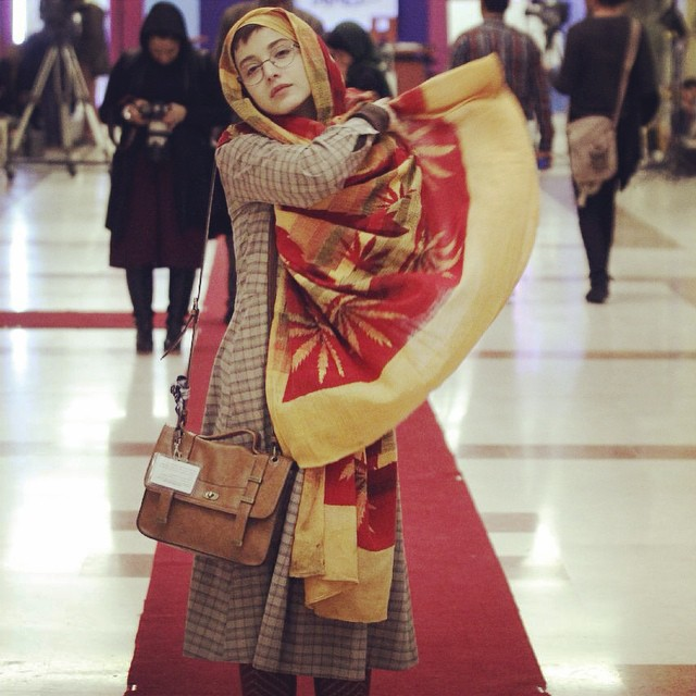عکس های بازیگران در جشنواره فیلم فجر 33