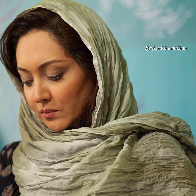 عکس های هنرمندان در حاشیه سی و سومین جشنواره فیلم فجر