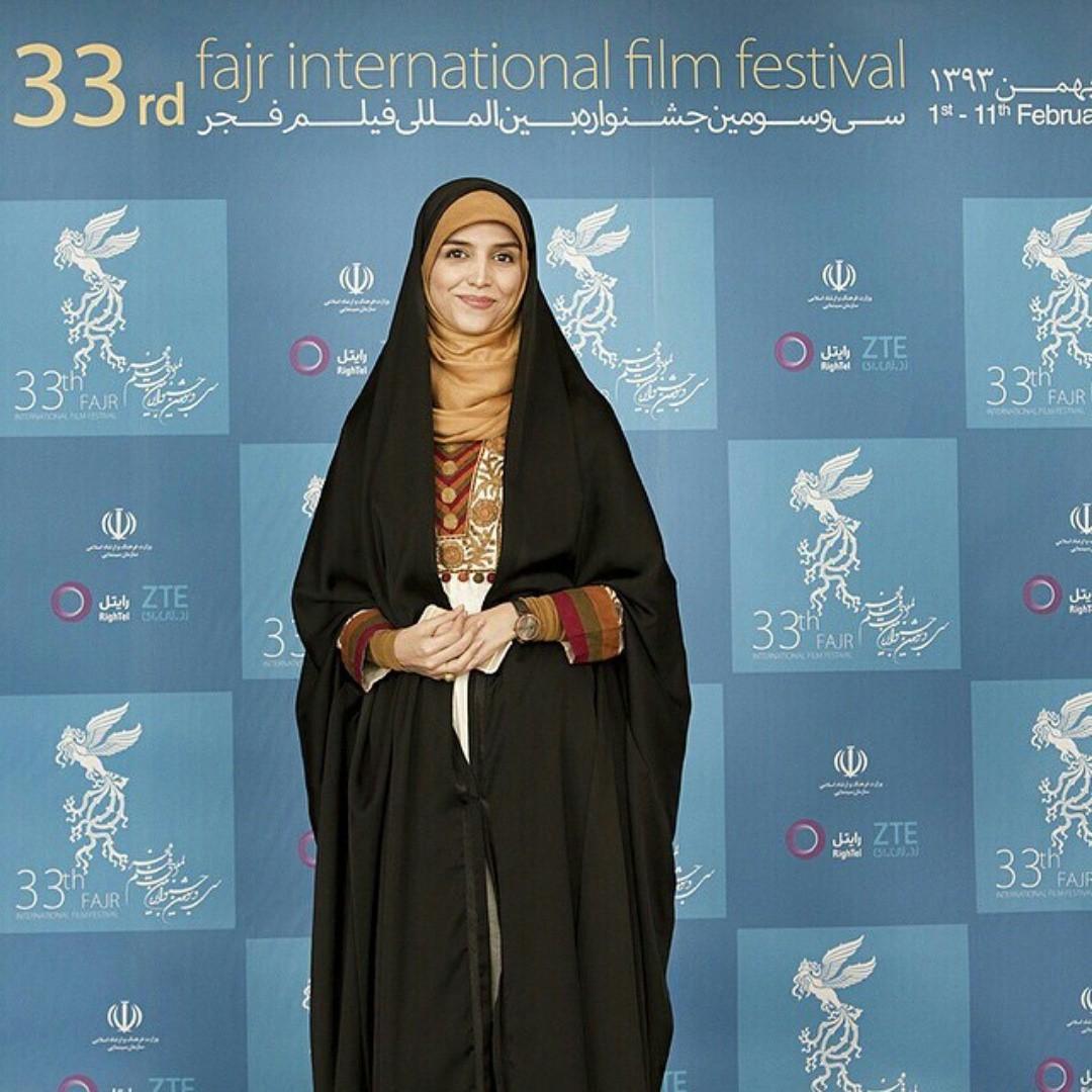 عکس های بازیگران در حاشیه فستیوال فیلم فجر 33