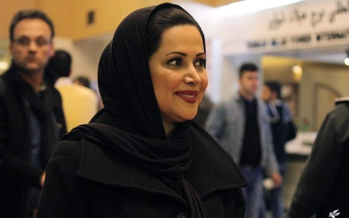 عکس های کمند امیرسلیمانی در جشنواره فیلم فجر 33