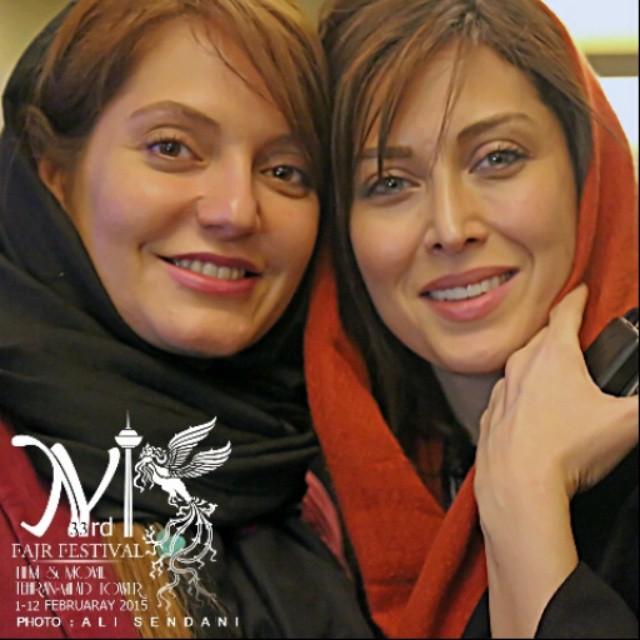 عکس های زیبای مهناز افشار در جشنواره فیلم فجر 33