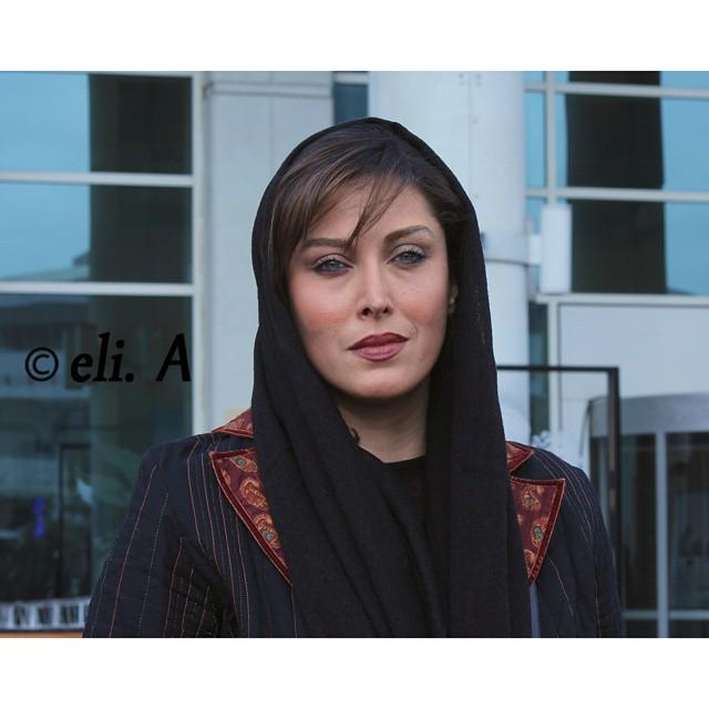 عکس های مهتاب کرامتی در جشنواره فیلم فجر 33
