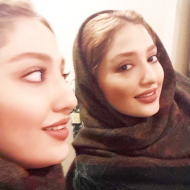 عکس های زیبای نازلی رجب پور (بهمن ماه 93)