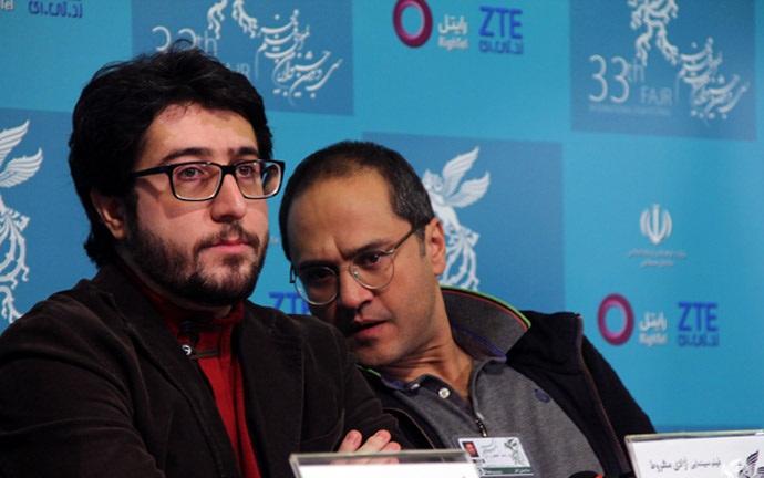 عکس های رامبد جوان در حاشیه جشنواره فیلم فجر 33