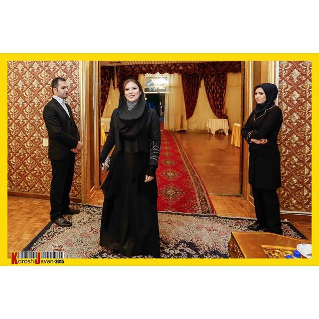 عکس های سحر دولتشاهی در مراسم اختتامیه جشنواره فیلم فجر 33