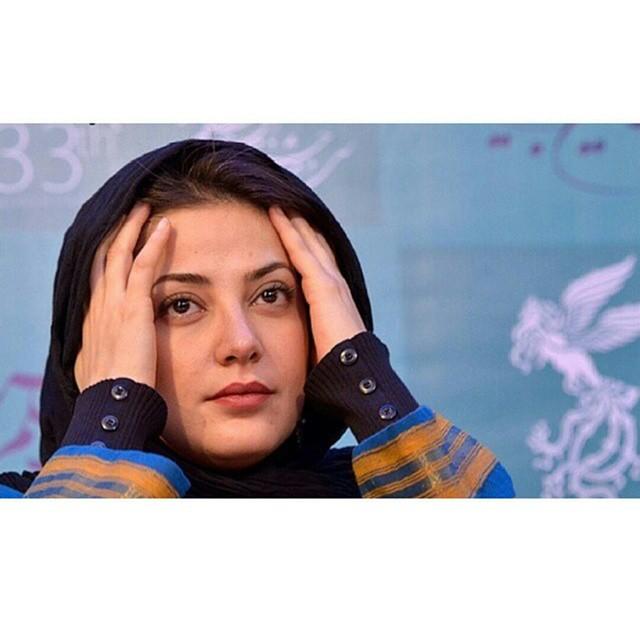 عکس های طناز طباطبایی در حاشیه جشنواره فیلم فجر 33