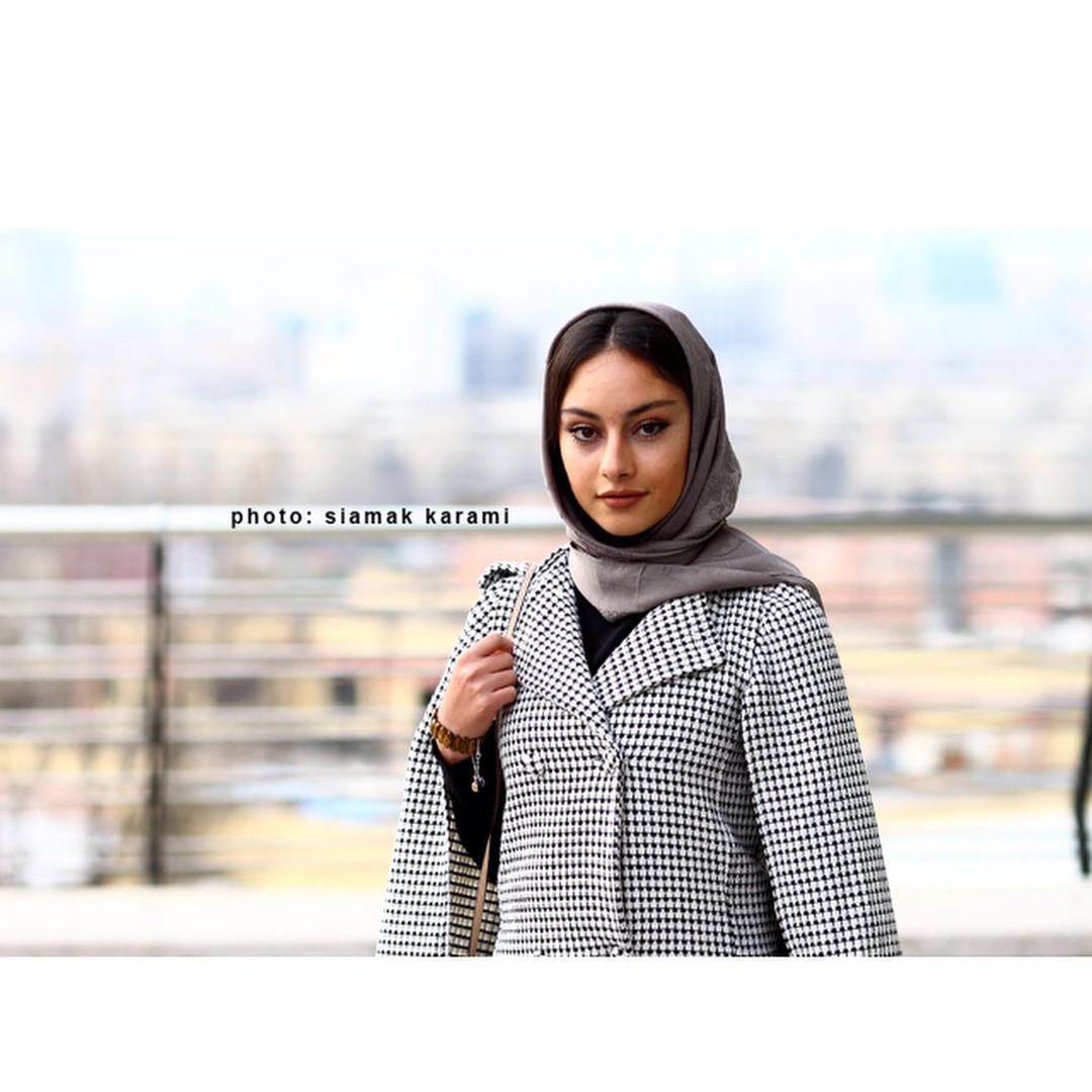 عکس های ترلان پروانه در جشنواره فیلم فجر 33