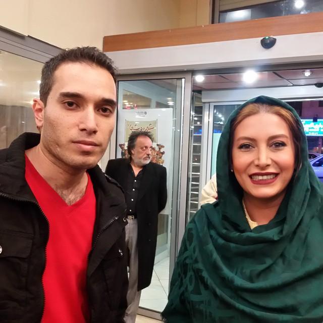 عکس های جدید فریبا نادری (بهمن ماه 93)