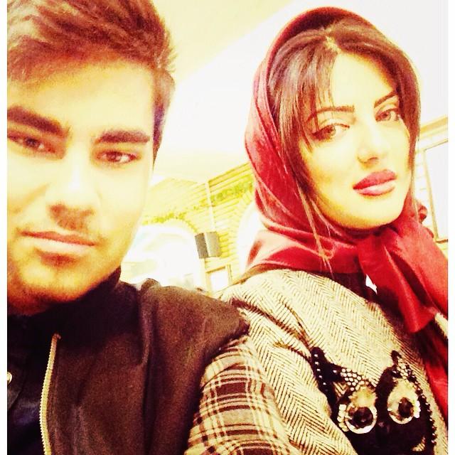 عکسهای جدید هلیا امامی در خرداد ماه 94