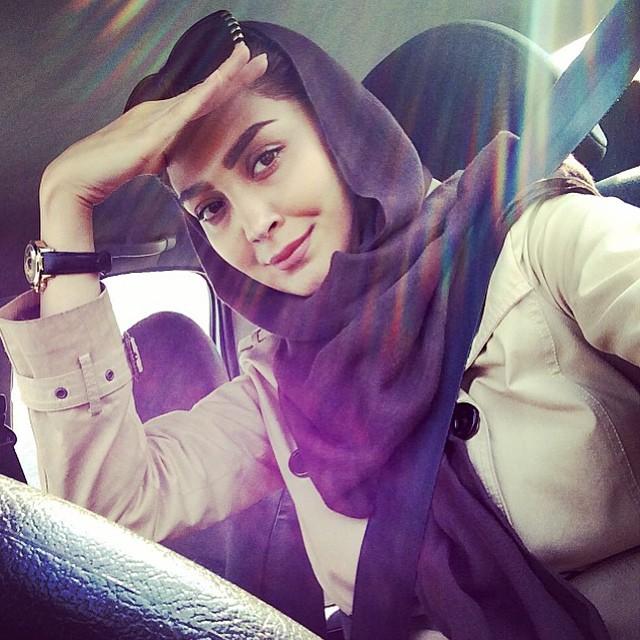 جدیدترین عکس های مریم معصومی (بهمن ماه 93)