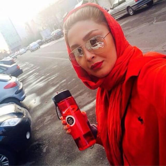 عکسهای جدید مریم معصومی در خرداد ماه 94