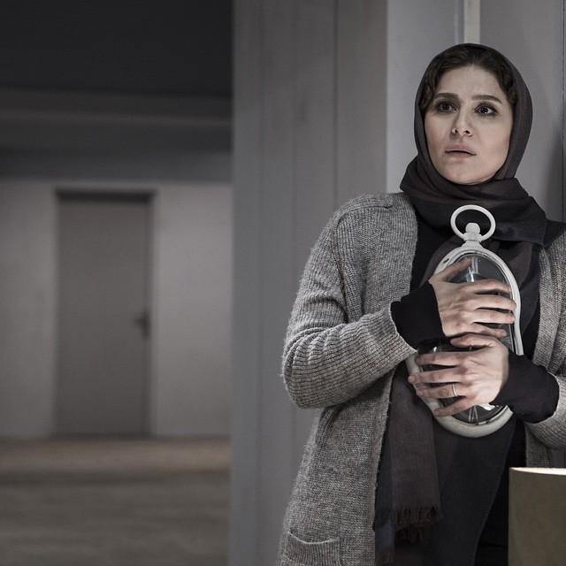 عکس های جدید سحر دولتشاهی در بهمن 93
