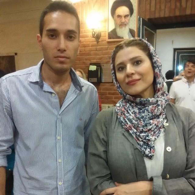 عکسهای جدید سحر دولتشاهی در خرداد 94