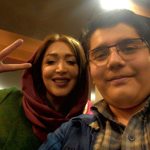 عکس های جدید سارا منجزی (بهمن ماه 93)