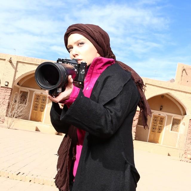 عکس های زیبای شهرزاد کمال زاده (بهمن ماه 93)