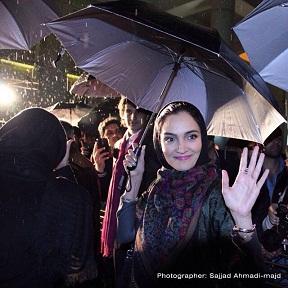 عکس های بازیگران در مراسم اختتامیه جشنواره سی و سوم فیلم فجر 93