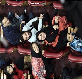 عکس های بازیگران در سی و سومین فستیوال فیلم فجر (13)