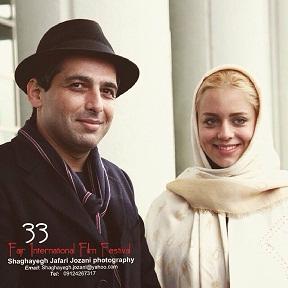 عکس های بازیگران در روزهای پایانی جشنواره فیلم فجر