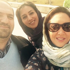 عکس های بازیگران در حاشیه سی و سومین جشنواره فیلم فجر